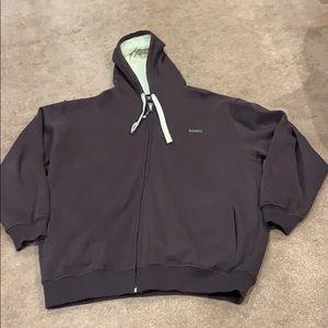 South Pole hooded/zipper sweatshirt